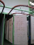 Línea 2017 de capa al por mayor del polvo de la fábrica para las puertas