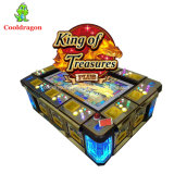 Dragão do rei /Red do oceano dos jogos da arcada/rei 3 do oceano positivo/rei de máquinas de jogo da tabela de jogo do tesouro/peixes