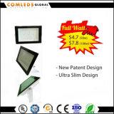 Nouveau design 10W/20W/30W/50W à LED Projecteur Slim 220V avec ce projecteur EMC