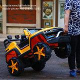Новая езда детей пластичного материала на электрическом автомобиле