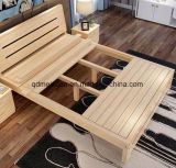 Кровати твердой деревянной кровати самомоднейшие двойные (M-X2344)