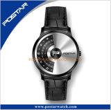 Nuevo estilo de reloj sin manos con el diseño de logotipo personalizado