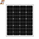 モノラルかモノクリスタル光起電太陽電池パネルPVのモジュールの太陽エネルギーシステム