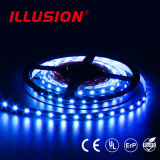 IP65 5050 het Enige LEIDENE Color/RGB Licht van de Strook
