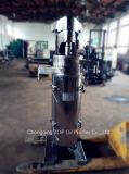 GF-105 tipo tubolare macchina della centrifuga dell'olio di noce di cocco del Virgin