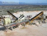 鉱山の鉱石のインパクト・クラッシャーのプラント