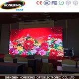 El panel video de alquiler de interior/al aire libre de la pantalla de visualización de pared de P2.5 LED