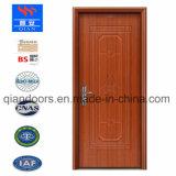 Du grain du bois avec les modèles de porte en acier galvanisé