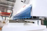 Máquina de corte de corte hidráulica da guilhotina da máquina 4m do Nc para a venda