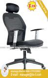 녹색 메시 뒤 사무원 의자 자수 직물 사무실 의자 (HX-8N912B)