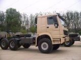 SinotrukはHOWO 6X6すべて販売のためのトラクターのトラックを運転する