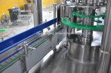 自動5-10Lによってびん詰めにされる水充填機