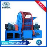 산업 두 배 샤프트 슈레더 낭비 플라스틱 또는 길쌈된 부대 또는 타이어 문서 절단기