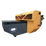 Impresora plana ULTRAVIOLETA de la botella de la impresora del Mariposa-Jet A2 del foco