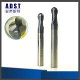 Moinho de Fim de fabricação de moinho de esferas de aço de tungsténio a ferramenta de corte