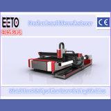 Fibra de CNC Máquina de corte láser para chapa&Corte Tubo