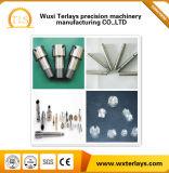 Pezzi meccanici personalizzati di CNC di precisione con la linea di produzione automatica del tornio di 5 assi