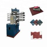 Rubberen vloervulcanizer/gevulkaniseerde rubberen vloertegels Matrijsmachine