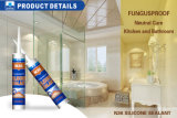 Anti-Mould het Elastische Dichtingsproduct van het Silicone voor Badkamers/Sanitaire/Natte Plaats