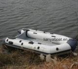 Barca gonfiabile di Hypalon della barca di gomma di Liya 12.5-22feet con il motore