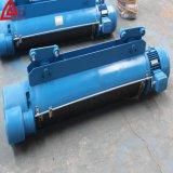 Gru elettrica del cavo elettrico della gru 5ton 220V della fune metallica