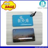Кодий 125kHz голубое пассивное водоустойчивое RFID Keyfob Uid