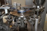 Volledig Automatische Tribune op Vullende van de Zak Roterende en Verzegelende Machine
