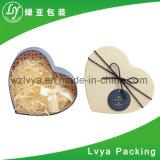 Respetuoso del medio ambiente anunció el rectángulo de empaquetado del chocolate del caramelo del regalo de la cartulina