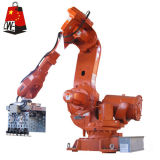 De automatische Zak Palletizer van het Wapen van de Robot en het Systeem van de Lader