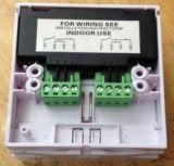 Botão de saída de emergência reinicializável em cores brancas (SACP22W)