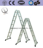 De professionele Multifunctionele Ladder With2*7steps van het Aluminium