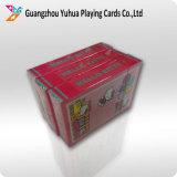 Le tisonnier en plastique fait sur commande de cartes de jeu avec conçoivent en fonction du client