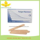 Medische Depressor van de Tong van de Levering Beschikbare Steriele Houten
