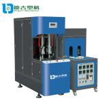 Máquina manual semi automática plástica del moldeo por insuflación de aire comprimido de la botella del estiramiento