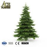 Recyclés/Virgin/mixte Matériel PVC Film pour l'arbre de Noël&pelouse&laisse&Greensward