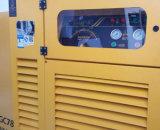 GC710EZ Enegining/de Compressor van de Lucht van de Schroef van de Bouw die door Elektriciteit wordt gedreven