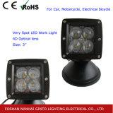 4D indicatore luminoso del lavoro del punto LED per l'indicatore luminoso di guida di veicoli (GT1022-16W)