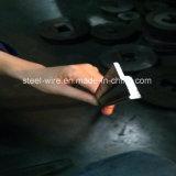 Холод профиля нержавеющей стали - нарисованные скачками стальные штанги формы