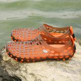 Klotz-Wasser bereift Sandelholz-Strand-Schuhe Esg10366