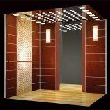 Décoration en acier inoxydable Fujizy Ascenseur résidentiel Vvvf ascenseurs avec