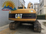 Verwendete ursprüngliche der USA-Aufbau-Maschinerie-hydraulische 20 Tonnen Baggerkatze-320c Gleisketten-Exkavator-