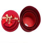 Цилиндр бумаги хранения коробки пробки венчания/коробки конфеты