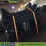 Хорошее качество резиновых гусеничных тракторов, оборудованных двигателями марки Kubota DC70 запасных частей