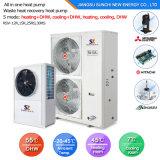 Enregistrer70% 150L de la pompe de chauffage électrique le tout dans une maison de la chaleur