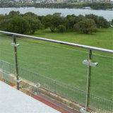 Конструкции Railing Alumium балкона стеклянные