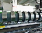 Hohe Präzisions-automatischer Wellen-geformter Kondensator-Hochgeschwindigkeitsfilm-aufschlitzende Maschine