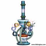 New Arrival Grace Heavy Smoking Glass Pipeswith Inline Percolator