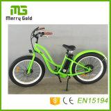 숙녀 중국제 도시 도로 Ebikes를 위한 Beach Cruiser 전기 자전거 48V 500W E 자전거