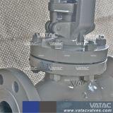 Stahl der Form-BS1873 150/300/600lb flanschte Enden-Gebrüll gedichtetes Kugel-Ventil