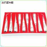 Elevatori dentali 10 strumenti stabiliti dell'acciaio inossidabile di cura dentale dell'estrazione di PCS
